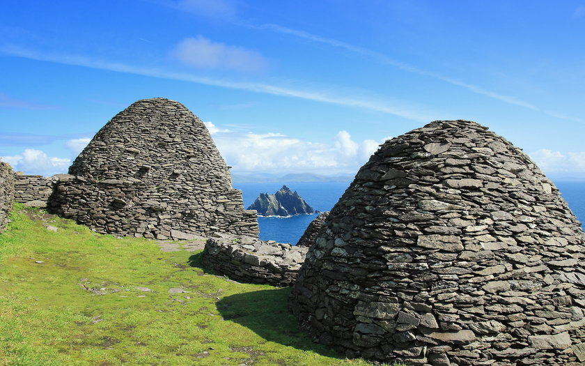 Skellig Michael, Irlanda | Star Wars: O Último Jedi