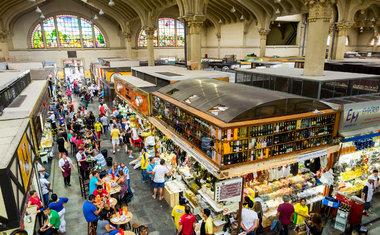 25 de março + Mercado Municipal + Museu Catavento