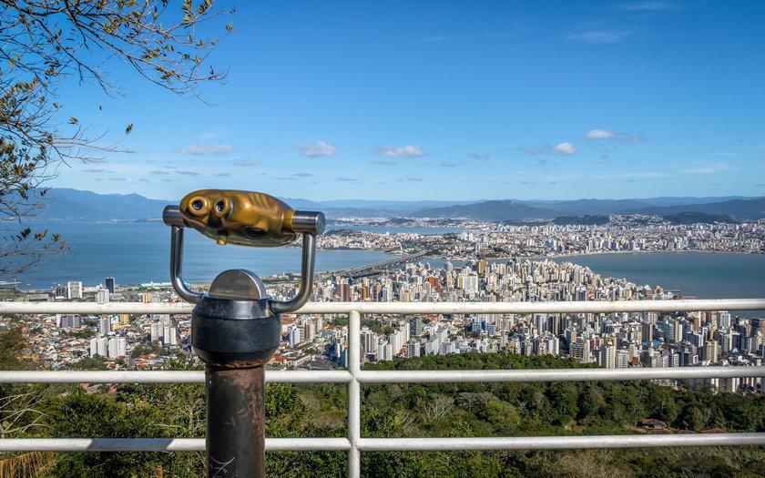 Mirante do Morro da Cruz | Florianópolis, Santa Catarina