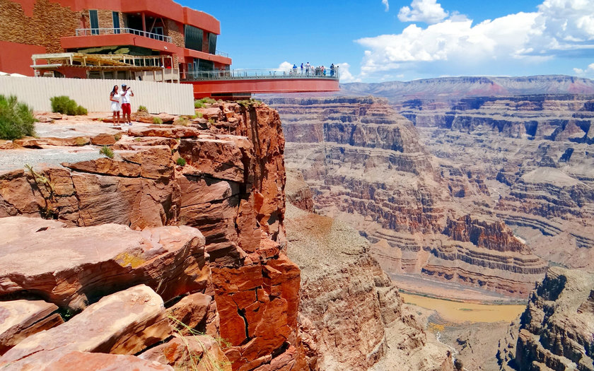 Grand Canyon Skywalk | Arizona, EUA
