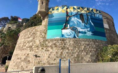 8 murais do Kobra ao redor do mundo que valem a viagem