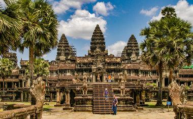 Siem Rep e Angkor Wat