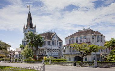 Georgetown | Guiana
