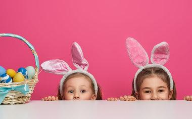 Ovos de Páscoa para a Criançada
