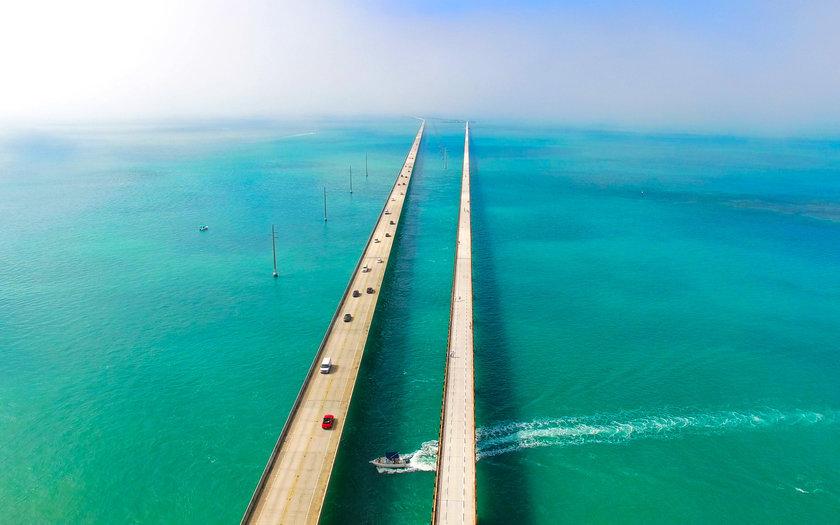 SEVEN MILES BRIDGE, MIAMI [ESTADOS UNIDOS]