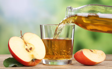Suco de maçã