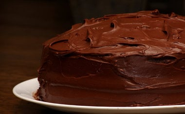 Bolo de Chocolate da Matilda