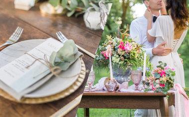 Saiba como organizar um casamento em casa inesquecível