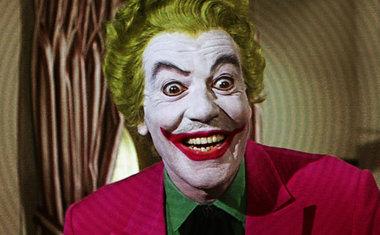 Cesar Romero - Série Batman (1966)
