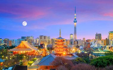 10 lugares imperdíveis para conhecer em Tóquio