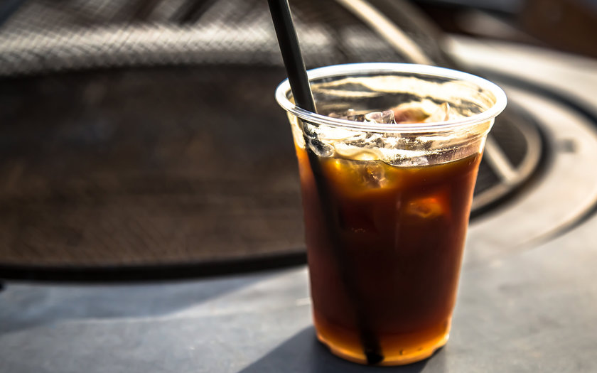 Café suíço gelado