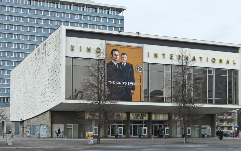 Kino International | Berlim, Alemanha