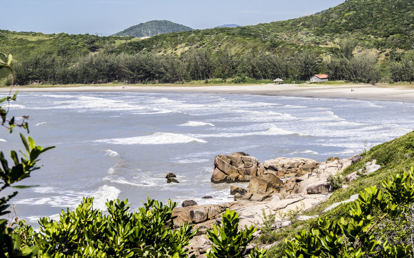 Praia do Rosa, Santa Catarina
