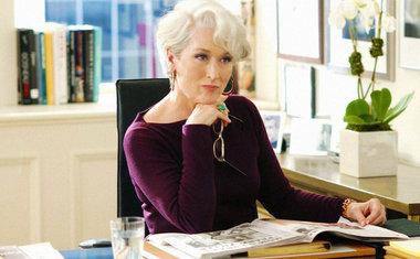 O Diabo Veste Prada - Meryl Streep
