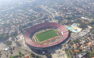 Estádio do Morumbi - Cícero Pompeu de Toledo