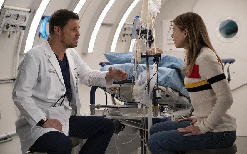A Anatomia de Grey - Temporada 15