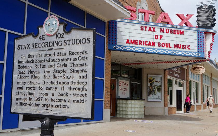Stax Museum, EUA