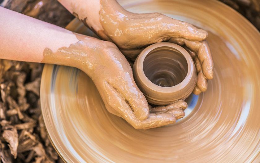 Artesanato em cerâmica