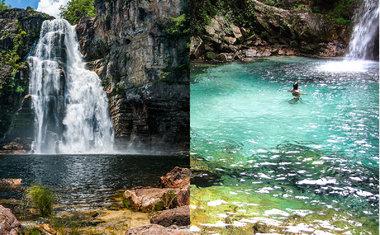 10 cachoeiras com águas cristalinas que você precisa conhecer no Brasil