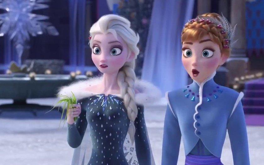Frozen: Uma Aventura Congelante - NETFLIX