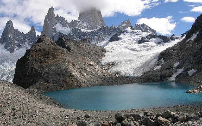 Laguna de Los Três