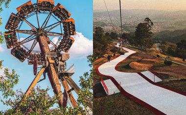 11 parques próximos a São Paulo para se divertir com as crianças