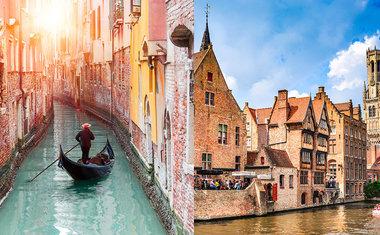 8 viagens românticas pela Europa perfeitas para fazer a dois