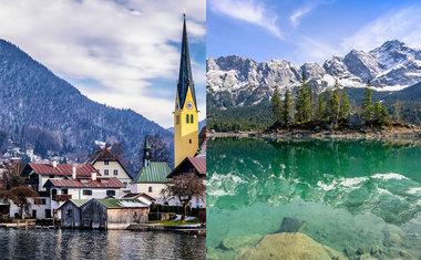 Rota dos Alpes: conheça a road trip pelas montanhas da Alemanha