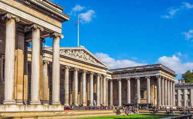 Museu Britânico - Londres, Inglaterra