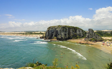 Praia da Guarita – Torres (RS)
