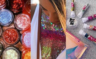 Glitter biodegradável é aposta certa para o Carnaval; saiba onde encontrar!
