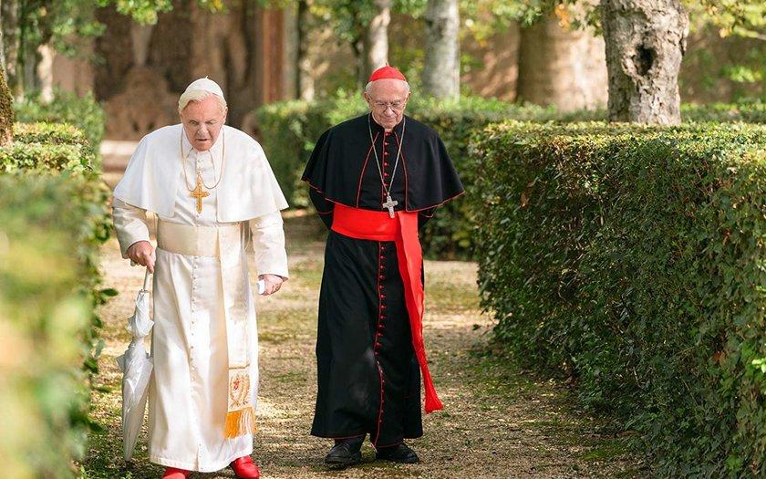 Dois Papas - Netflix
