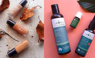 8 marcas de cosméticos naturais que vale a pena conhecer