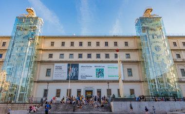 MUSEO REINA SOFIA, ESPANHA