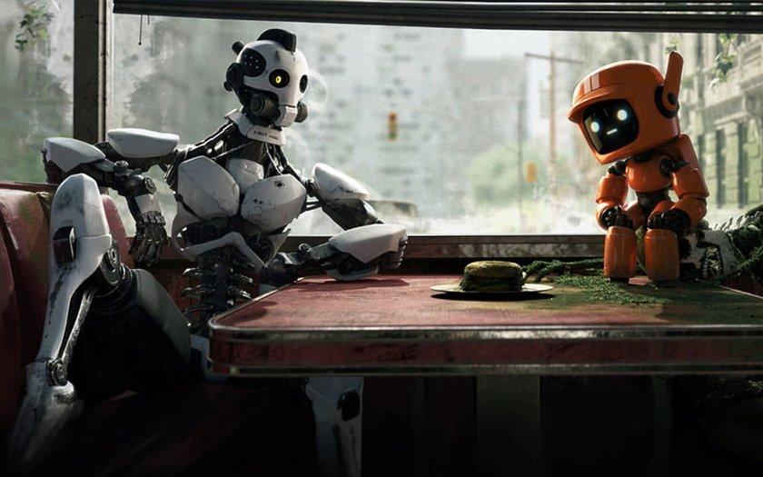 Love, Death and Robots - Netflix