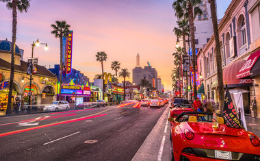 Hollywood Boulevard, Estados Unidos