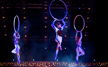 Cirque du Soleil lança site especial durante a quarentena; saiba tudo!