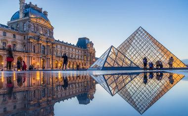 Tour virtual: 10 atrações imperdíveis da França para ver online