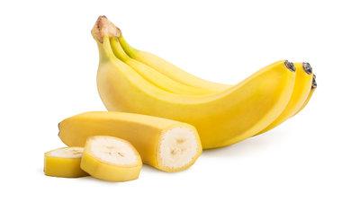 Cascas de banana