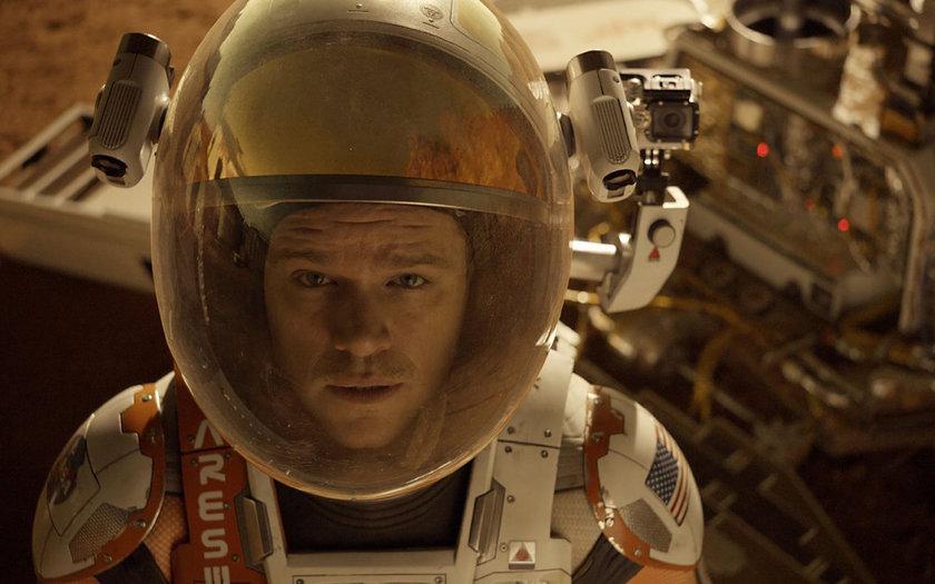 Perdido em Marte - Telecine Play e Netflix