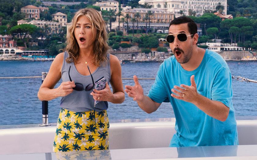 Mistério do Mediterrâneo - Netflix