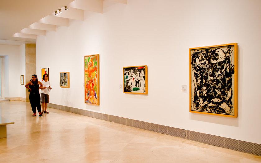 MUSEO THYSSEN-BORNEMISZA, MADRI