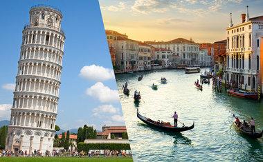 Tour virtual: 8 atrações incríveis na Itália para ver online