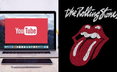 The Rolling Stones lança série semanal no Youtube; saiba tudo