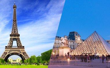 Tour virtual: 10 lugares incríveis de Paris para visitar online