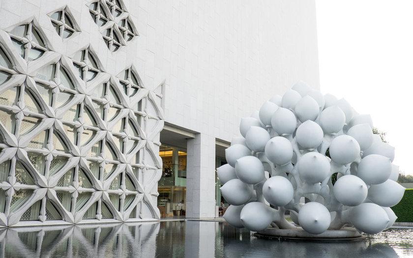 Museu de Arte Contemporânea (MOCA), Tailândia
