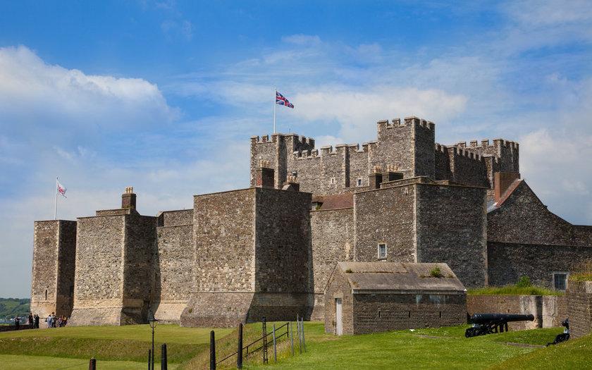 Castelo Dover, Reino Unido