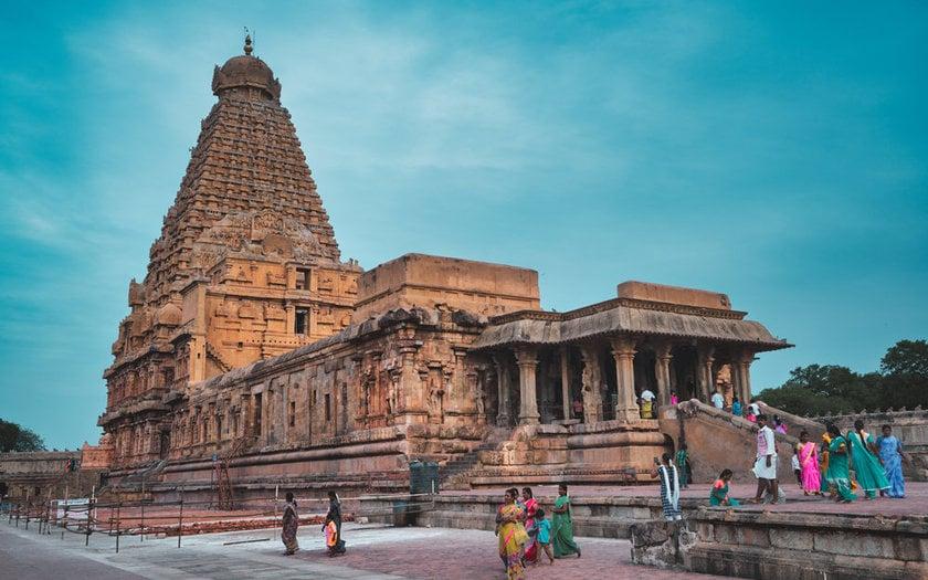 Templo de Brihadeshwara