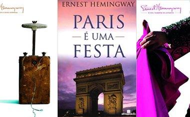 5 livros de Ernest Hemingway para ler