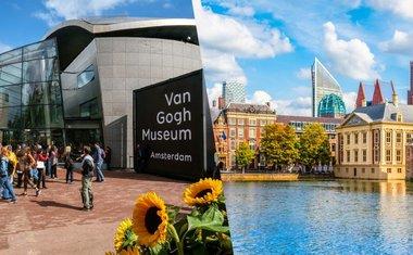 Turismo virtual: 6 museus na Holanda para explorar online